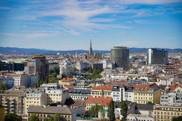 Vienna-Austria-cityscape